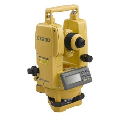 Digital Theodolite Topcon DT-205L