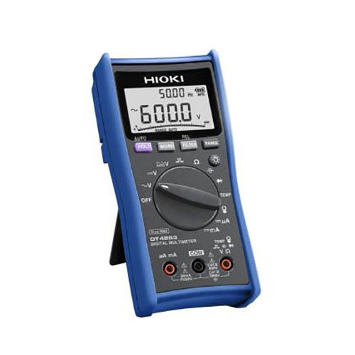 Hioki DT4253 Digital Multimeter