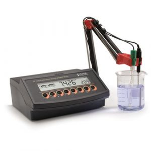 Hanna Instruments HI2223-01 Calibration