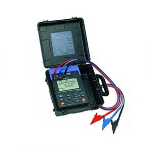 Hioki 3455 High v Insulation Tester