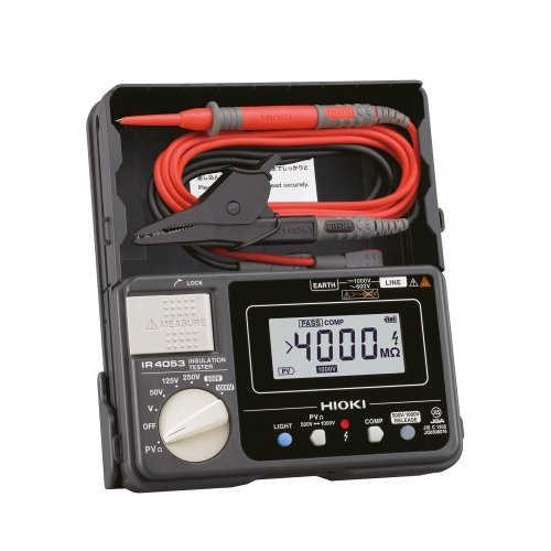 Hioki IR 4053-10 Insulation Tester