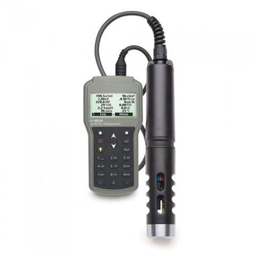 Hanna HI98194-40 Multiparameter pH Temperature
