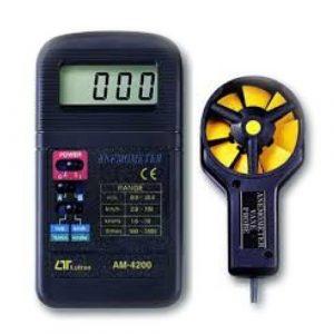 Lutron AM4200 Portable Anemometer