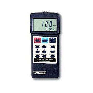 Lutron AM4216 Vane Air Flow Anemometer