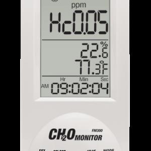 Extech FM300 Desktop Formaldehyde (CH2O or HCHO)