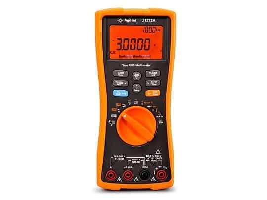 AGILENT Handheld Digital Multimeter U1272A