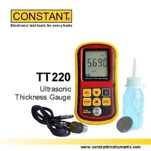 Constant TT220 Ultrasonic Thickness Gauge