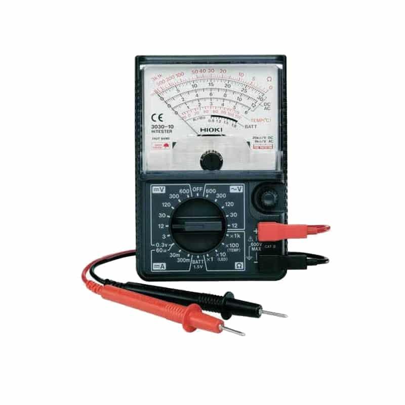HIOKI 3030-10 Analog Multimeter HiTester