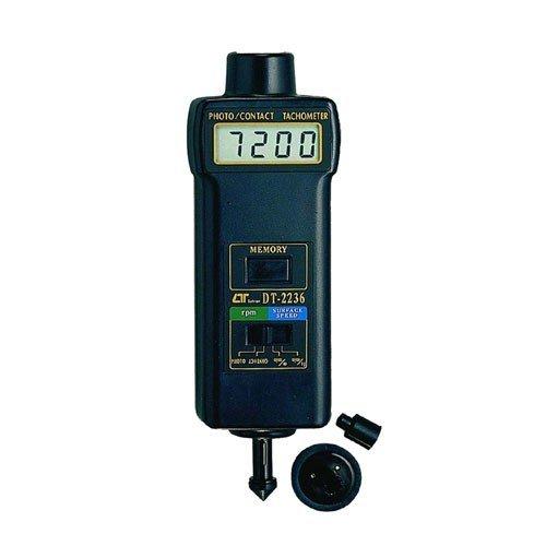 Lutron DT 2236 Photo-Contact Tachometer