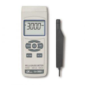 Lutron GU-3001 Digital Milli Gauss Meter