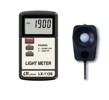 Lutron LX-113s Light Meter