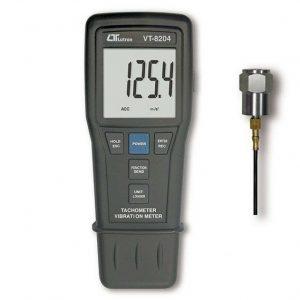 Lutron VT-8204 Vibration Meter Tachometer