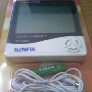 SANFIX TH-308A Indoor Outdoor Thermohygrometer