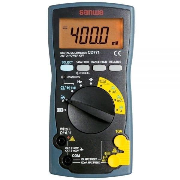 Sanwa CD 771 Digital Multimeter