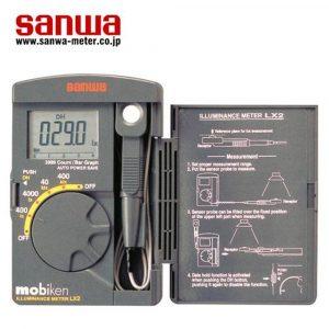 Sanwa LX2 Digital Lux Meter