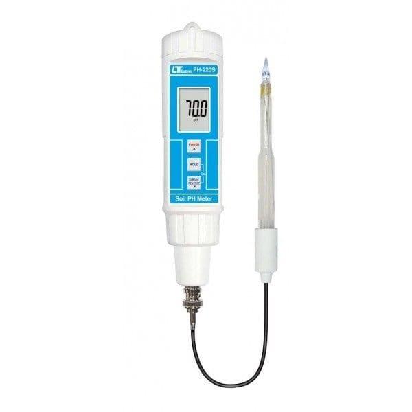 Lutron pH 220 S Soil pH meter