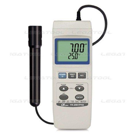 Lutron YK 2001 PHA pH/ORP,CD/TDS,DO and Salt Meter