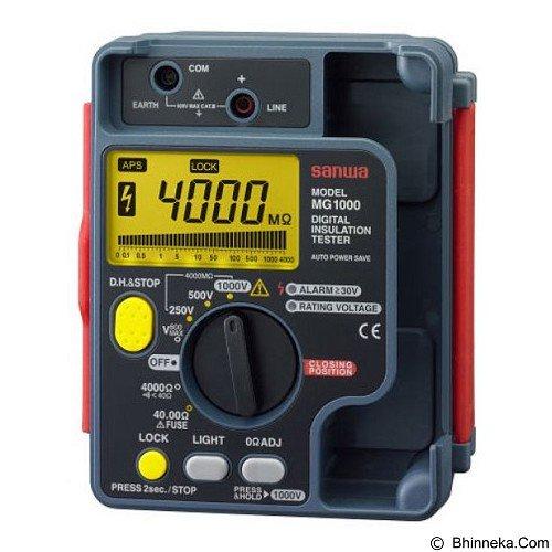 SANWA MG 1000 Digital Insulation Tester
