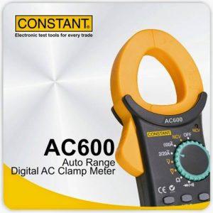 CONSTANT ADC 600-Digital Clamp Meter