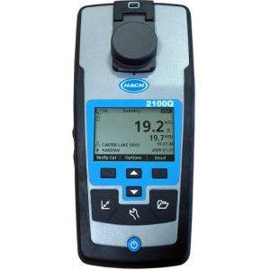 HACH Model 2100Q Portable Turbidity Meter
