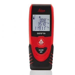 Leica Disto D1 40m Laser Distance Meter with Bluetooth 4.0