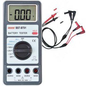 Besantek BST-BT01 Battery Tester