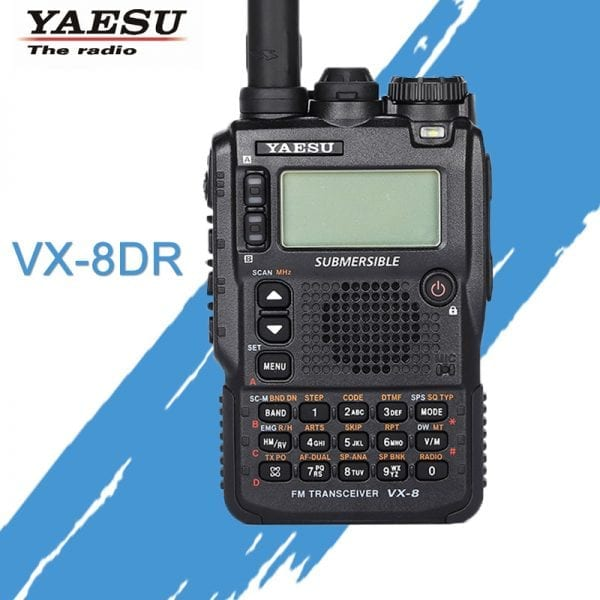 Yaesu VX 8DR