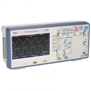 BK Precision 2558 300 MHz, 2 GSa/S, 2 Ch Digital Storage Oscilloscope