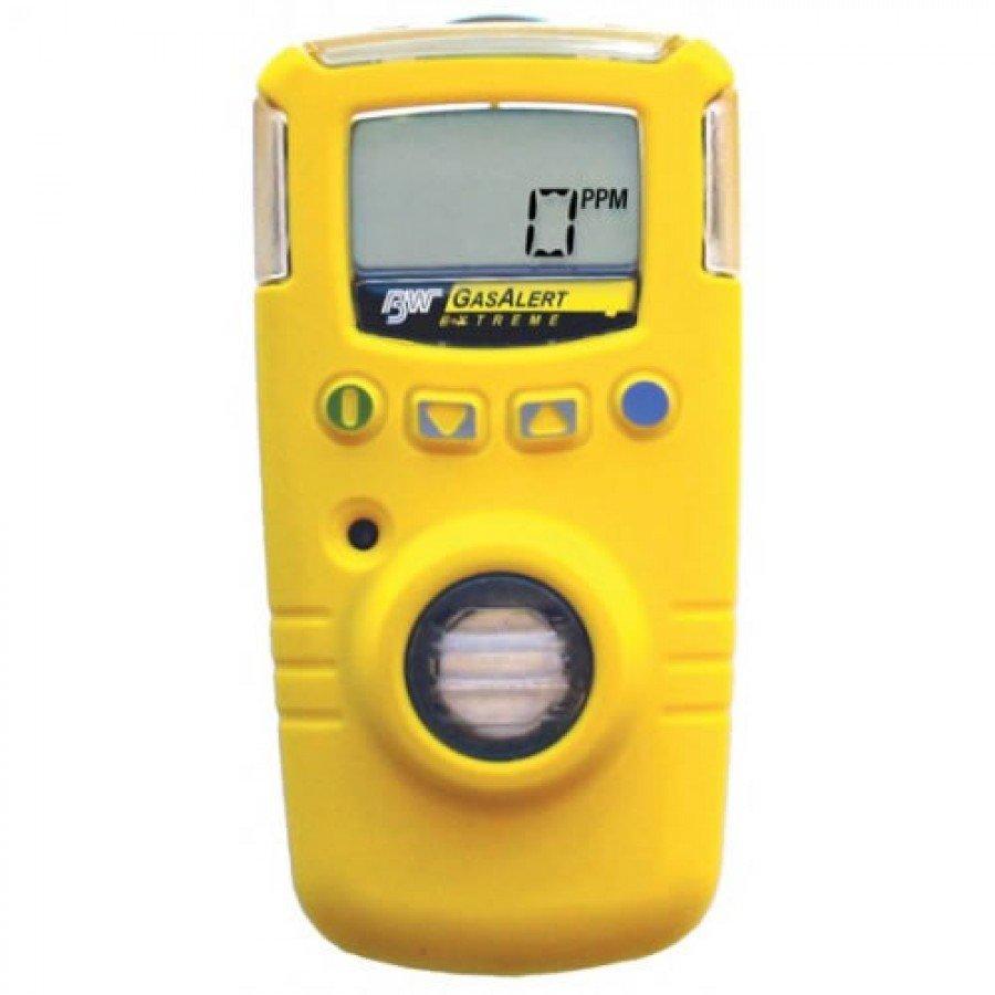BW Technologies GasAlert Extreme [GAXT-M2-DL] Single Gas Detector, Carbon Monoxide (CO) (H2 Resistant), 0 To 1000ppm