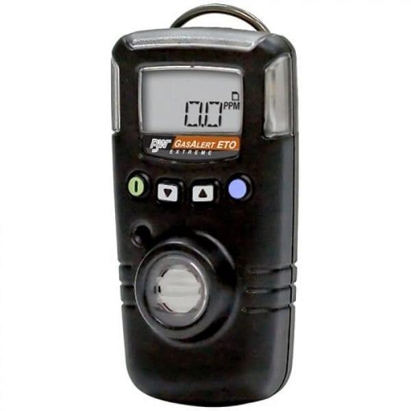 BW Technologies GasAlert Extreme [GAXT-Z-DL-B] Single Gas Detector, Hydrogen Cyanide (HCN), 0 To 30ppm