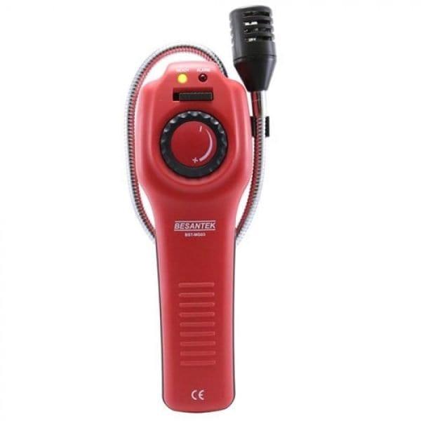 "Besantek BST-MG03 Combustible Gas Leak Detector, 16"" Gooseneck"
