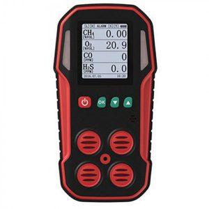 Besantek BST-MG08 Datalogging Heavy Duty Multi-Gas Leak Detector With Air Pump