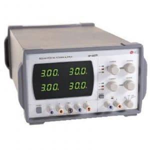 EZ Digital GP-1303DU Dual Output Power Supply