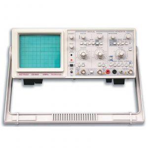EZ Digital OS-5020A 20MHz 2-Channel Dual Trace Analog Oscilloscope
