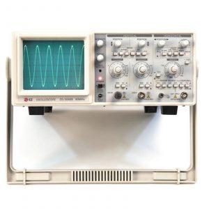 EZ Digital OS-5040A 40MHz 2-Channel Dual Trace Analog Oscilloscope