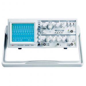 EZ Digital OS-5100 100 MHz 2-Channel Delay Sweep, Dual Trace Analog Oscilloscope