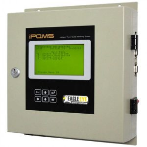Eagle Eye IPQMS-C64 Battery Monitoring System For 0-120 VDC Systems Using 1.2-12V Batteries