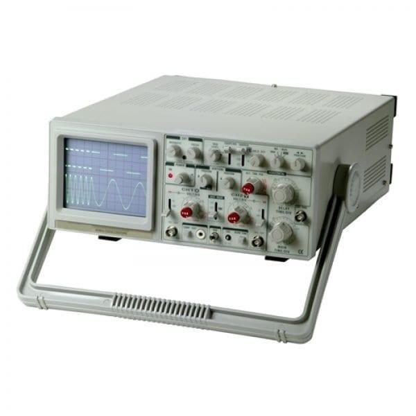 Elenco S-1330 30MHz, 2-Channel, Dual Trace Analog Oscilloscope