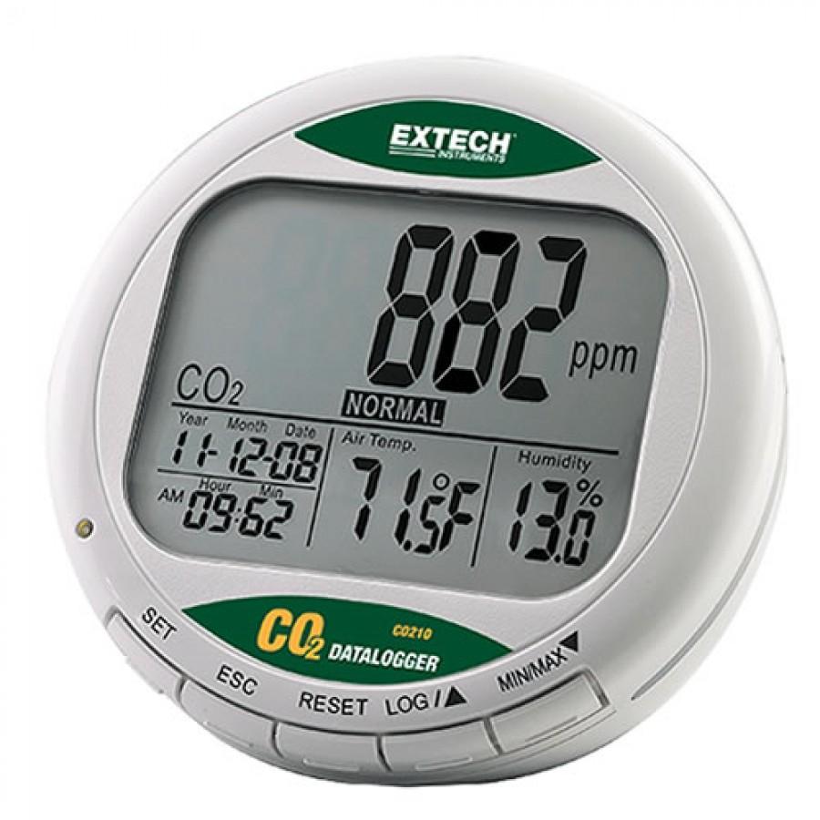 Extech CO210 CO2 Monitor & Data Logger