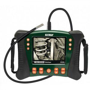 Extech HDV620 High Definition VideoScope (5.8mm Diameter/1m Semi-Rigid Cable)