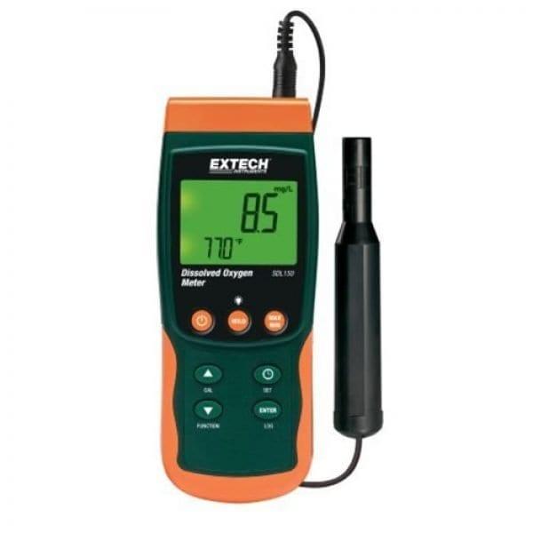 Extech SDL150 Dissolved Oxygen Meter / Datalogger