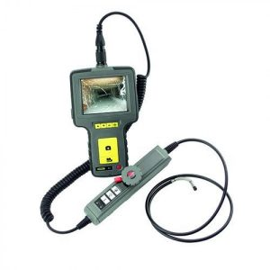 General Tools DCS16HP2ART High-Performance Recording Video Borescope System With 2m Articulating VGA Resolution Probe