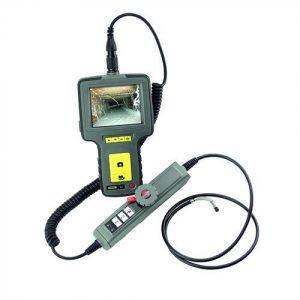 General Tools DCS16HP3ART High-Performance Recording Video Borescope, 3m VGA Articulating Probe