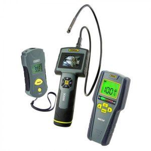 General Tools KT280 Restoration Kit (Video Borescope, IRT And Stud, Metal And Voltage Detector)