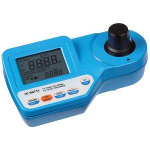 HANNA Instruments HI96711 Free And Total Chlorine Portable Photometer