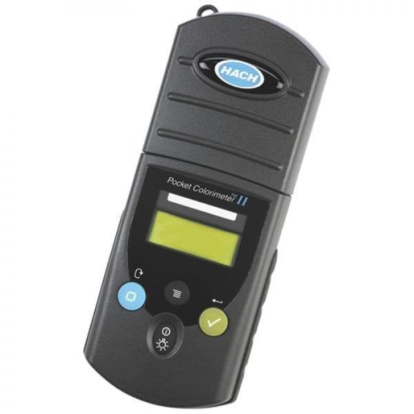 Hach Pocket Colorimeter™ II [5870000] Chlorine (Free And Total)