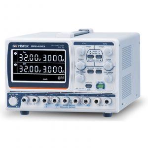 Instek GPE-4323, 4 Channels, 212W Linear DC Power Supply