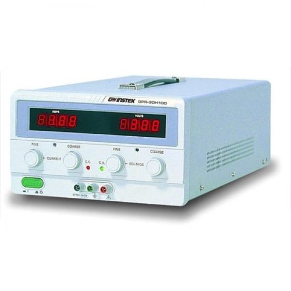 Instek GPR-3510HD 350W Linear D.C. Power Supply