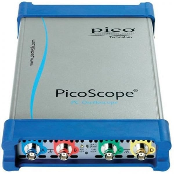 Pico Technology 6404D [PP889] 500MHz, 4-Channel, USB Oscilloscope