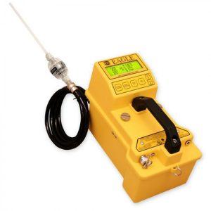 RKI Instruments EAGLE [72-5101RK] Single Portable Gas Monitor Hydrdogen Chloride (HC)